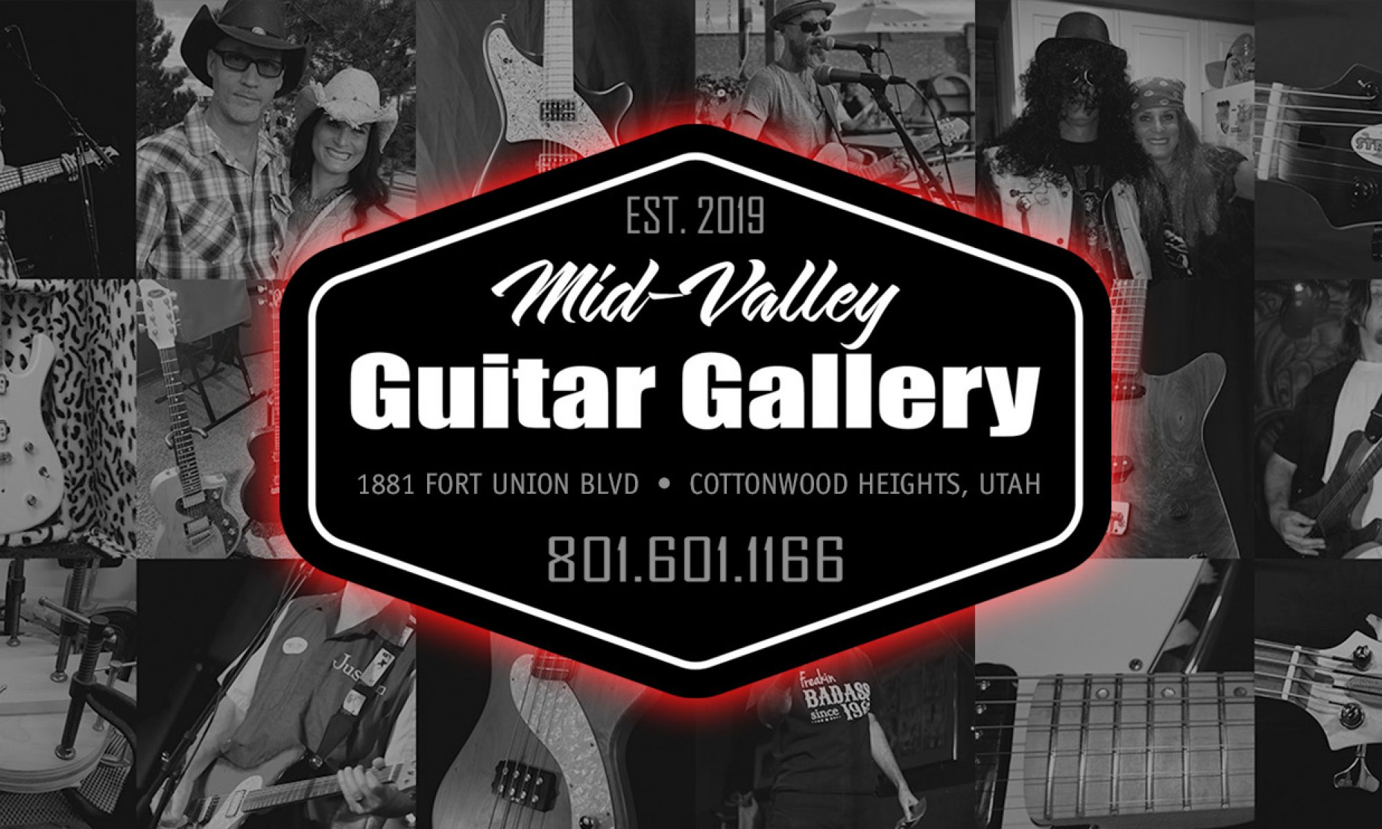 Mid-Valley Guitar Gallery